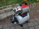 Solidny Hydrofor Al-ko HW 3500 Pompa INOX 850 Watt