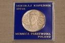 moneta 100 zł M Kopernik 1974 srebro PRL Warszawa