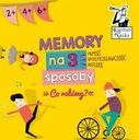 Memory na 3 sposoby Co robimy? Nowa edycja