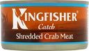 Kingfisher Krab - Siekane Mięso 170g - UK