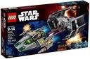 LEGO STAR WARS 75150 MYŚLIWIEC TIE KONTRA A-WING