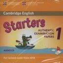 Cambridge English Starters 1 Audio CD - PROMOCJA