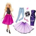 Barbie Modowe Przebieranki Barbie DJW58