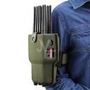 zagłuszacz zagłuszarka GPS  fale radiowe 12 ANTEN