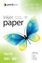 PRINTPRO papier FOTO błyszczący 10x15 180g 100 szt