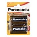 Panasonic Bateria alkaliczna LR20 blister 2szt. D