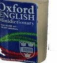 Mini słownik język angielski Oxford
