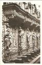 WROCŁAW -- STALLE W KATEDRZE -- 1955