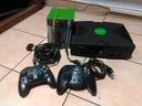 Konsola Xbox Classic + 2 pady + gry !