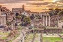 Rzym Stare Miasto - plakat 91,5x61 cm