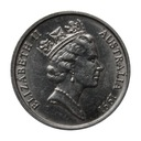 5 centów 1991 Australia st.III