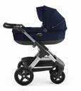 STOKKE WÓZEK TRAILZ DEEP BLUE