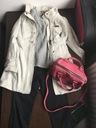 MEGA PAKA UBRAŃ ZARA H&M ONLY płaszcz zimowy