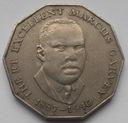 1987r. - Jamajka - 50 centów