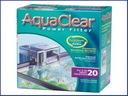 Fluval filtr kaskadowy AquaClear Mini 20 125-378l/