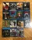 Blu-ray Zestaw Filmów x15 Piraci Bond X-Men Zombie