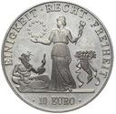 Niemcy - RFN - MEDAL - 10 Euro 1997