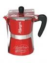 Bialetti Allegra 3 TZ czerwona kawiarka