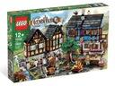 LEGO Castle 10193 - Rynek średniowieczny