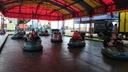 Karuzela - Autodrom, płyta jezdna 16m x 8m