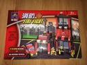 NOWY zestaw klocków w stylu LEGO Remiza strażacka