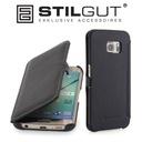 Etui Galaxy S6 Edge czarne Samsung skóra StilGut