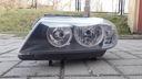 BMW 3 E90 LIFT 08r+ LEWA LAMPA PRZÓD EUROPA