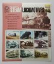 Grenada 2004** Klb.5448-56. Locomotives MNH 11188