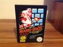 Pudełko do gry Super Mario Bros na NES