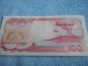 INDONEZJA 100 RUPIAH 1992 ROK