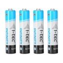 I-TEC INFINITY Bateries AAA Ni-Mh 1000mAh