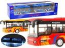 JKM ZA1511 Autobus przegubowy miejski MODEL świeci