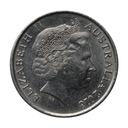 5 centów 2013 Australia st.III