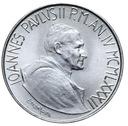Watykan - moneta - 100 Lir 1982