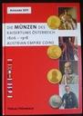 Katalog monet austriackich i austro-węgierskich.