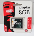 KARTA PAMIĘCI KINGSTON 8GB CF