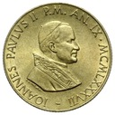 Watykan - moneta - 200 Lir 1987