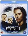 Gwiezdne Wrota / Stargate Universe The Complete Fi