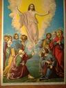 Jezus Chrystus Objawienie - Oleodruk Litografia