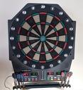 Elektroniczna Tarcza DART Gra w Rzutki 4 liczniki