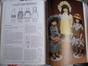 120 wykrojów dla LALEK suknie z epoki TILDA waldor