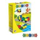 CLICS Klocki Bulid & Play Box