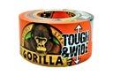 Tough&Wide gorilla tape 27m czarna taśma gaffa