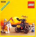 LEGO 6039 Twin Arm Launcher CASTLE ZAMEK LEGOLAND