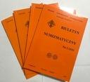 Biuletyn Numizmatyczny 1-4 (329-332) 2003