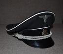 Czapka Oficera SS Allgemeine Adolf Hitler