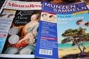 2 czasopisma numizmatyczne  Czerwiec 2017
