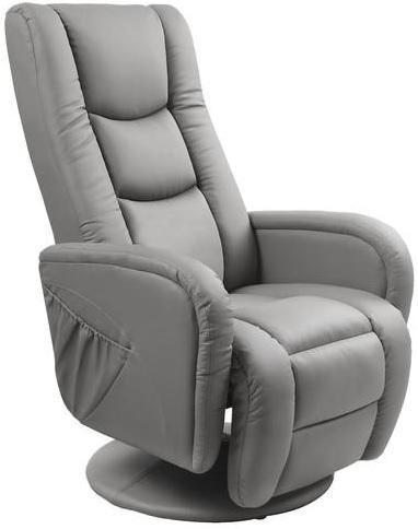 Wygodny Fotel Rozkładany Z Funkcją Masażem Pilot