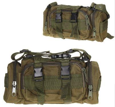 7f04806614b31 Męska torba taktyczna survival moro na ramię mini 6710384143 - Allegro.pl
