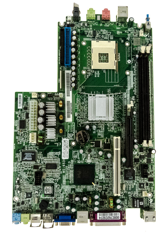 MS 6539 MOTHERBOARD DRIVERS PC